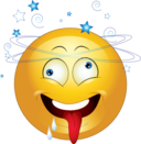 Yellow Accident Smiley Emoticon