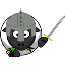 Knight Sheep