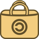 Free Open Source Software Store Logo Icon