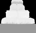 Water Fountain B W
