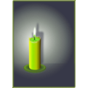 download The Candle clipart image with 45 hue color
