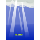 download After Storm clipart image with 45 hue color
