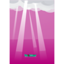 download After Storm clipart image with 135 hue color