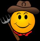 Farmer Smiley