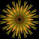 The Sun Variationen Muster 68