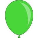download Balloon clipart image with 45 hue color