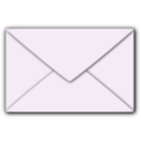 download Closed Envelope clipart image with 225 hue color