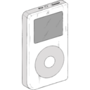 download Ipod clipart image with 135 hue color