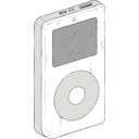 download Ipod clipart image with 225 hue color
