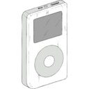 download Ipod clipart image with 270 hue color