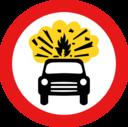 Roadsign Kaboom