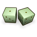 download Dice 11 clipart image with 45 hue color