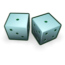download Dice 11 clipart image with 135 hue color