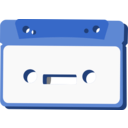 download Radio Cassette clipart image with 315 hue color
