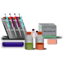 download Molecular Biology Work Station clipart image with 135 hue color
