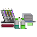download Molecular Biology Work Station clipart image with 225 hue color