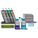 download Molecular Biology Work Station clipart image with 315 hue color