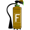 download Fire Extinguisher clipart image with 45 hue color