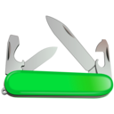 download Swiss Army Knife clipart image with 135 hue color