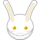 download Rabbit clipart image with 45 hue color