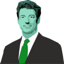 download Rand Paul clipart image with 135 hue color