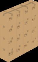 Box Wall