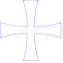 download Holy Greek Color Cross clipart image with 225 hue color