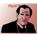 download Miguel Torga clipart image with 315 hue color