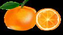 Slice Of An Orange
