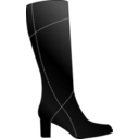 download Boot clipart image with 315 hue color