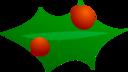 Christmas Leaf Decoration