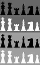 2d Chess Set Pieces