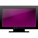 download Plasma Telly clipart image with 315 hue color