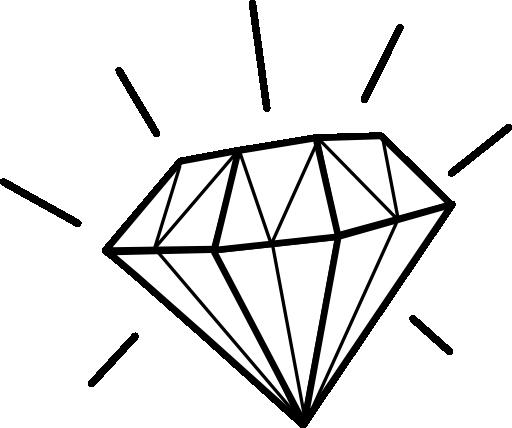 diamant diamond clipart i2clipart royalty free public diamond clip art outline diamond clip art vector