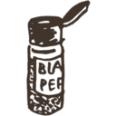 download Blackpepper clipart image with 135 hue color