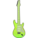 download Guitar clipart image with 45 hue color