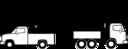 Deux Camions De Levage