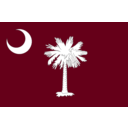 download Flag Of South Carolina clipart image with 135 hue color