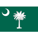 download Flag Of South Carolina clipart image with 315 hue color