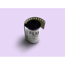 download Film clipart image with 45 hue color