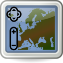 Tango Style Map Application Icon