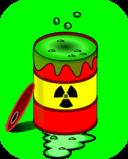Toxic Nuclear Barrel