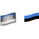 Clickable Estonia Flag