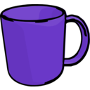 download Mug clipart image with 45 hue color