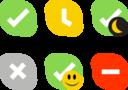 Skype Status Icons