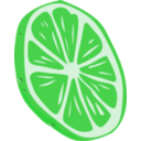 download Lime Variations clipart image with 45 hue color