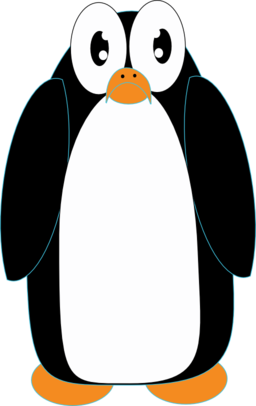 Surprised Penguin