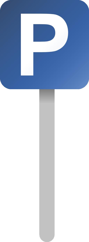 Staffelpreise Parking Lot Sign Clip Art