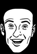 Smiling Man 8