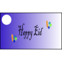 download Happy Eid clipart image with 45 hue color